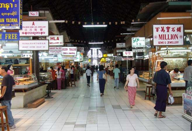bogyoke-market