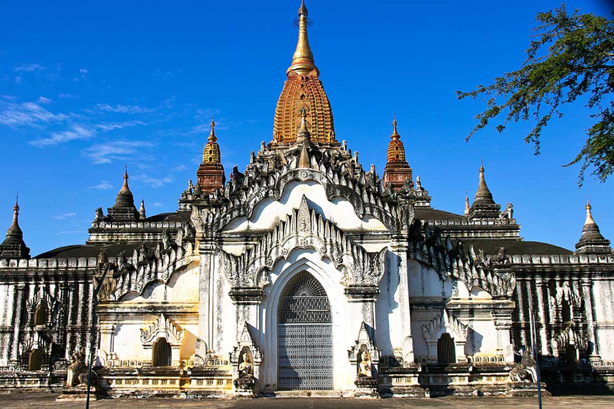 Ananda-Temple