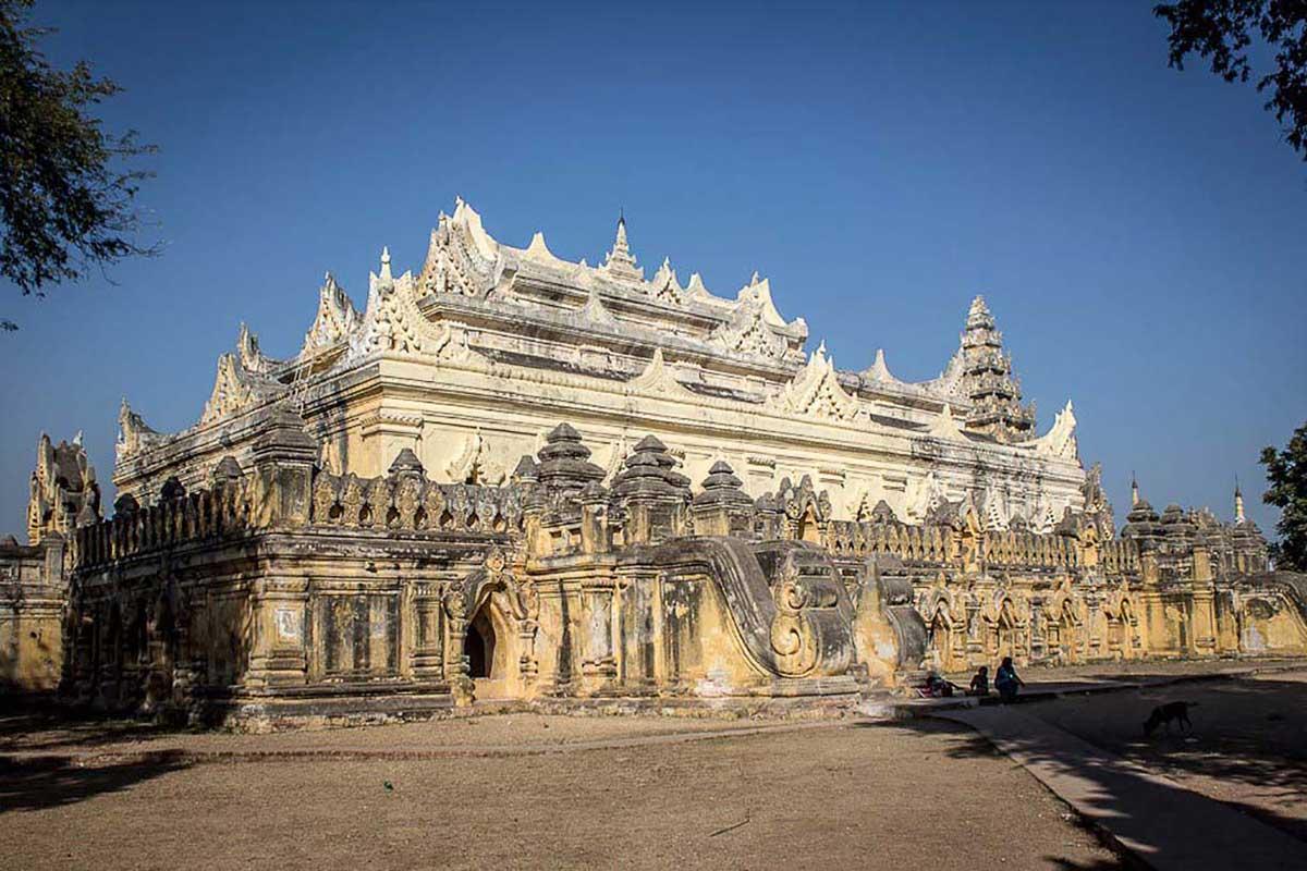 Mainu-Brick-Monastery