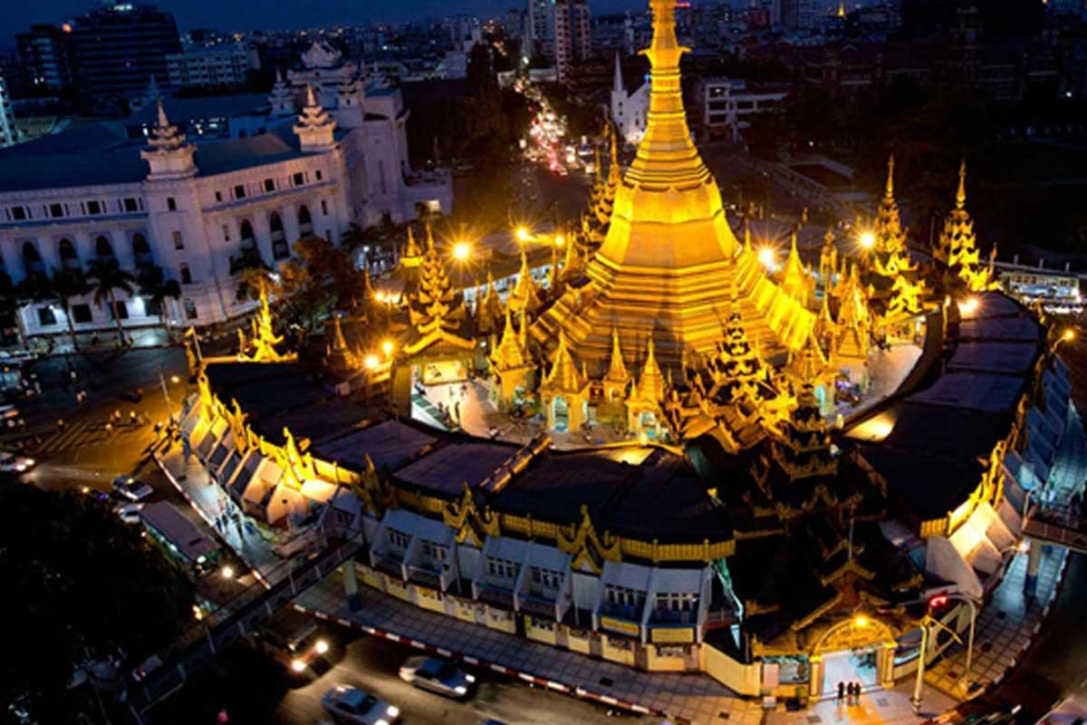 sule-pagoda