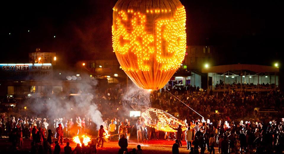 Hot Air Balloon Festival