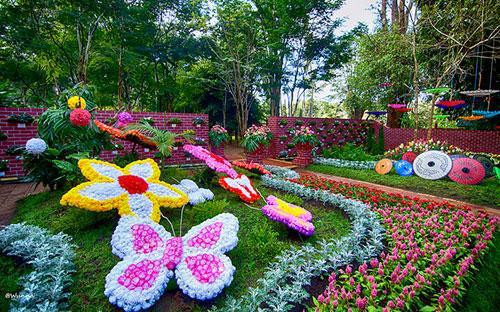 Pyin Oo Lwin flower festival