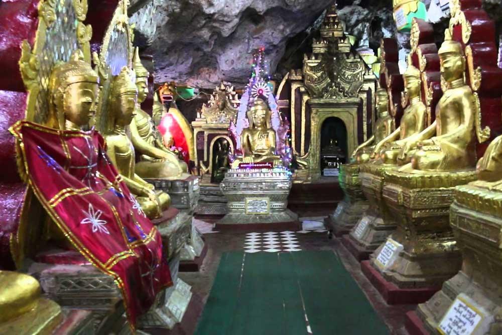 Shwe Oo Min Paya Cave
