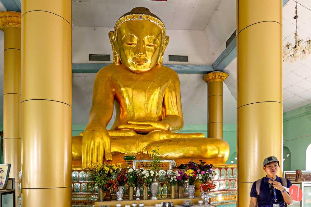 Shin Bin Maha Laba Man Temple