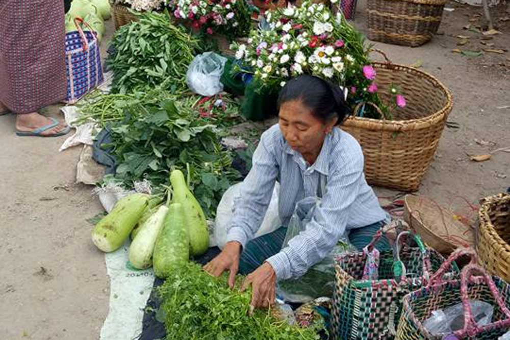 Market in Salay