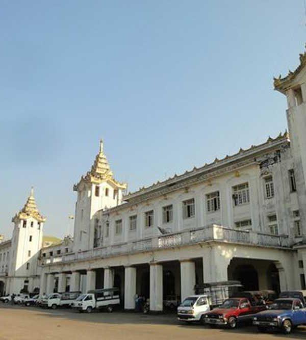 Yangon Central Railway