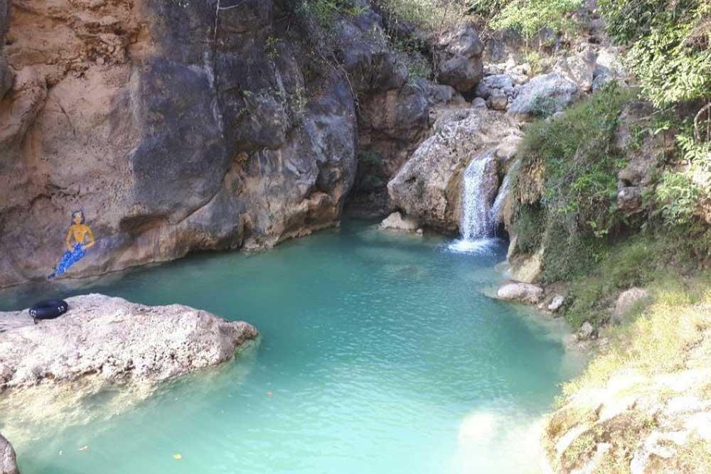 Dee Dote Waterfall