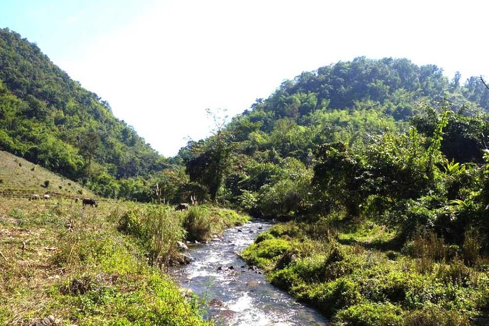 Hsibaw Trekking